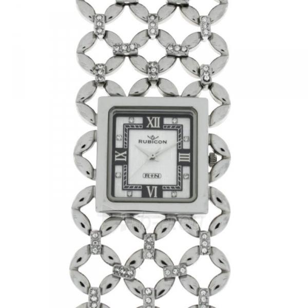 Moteriškas laikrodis RUBICON RN10B14LSWH Paveikslėlis 1 iš 16 310820086348