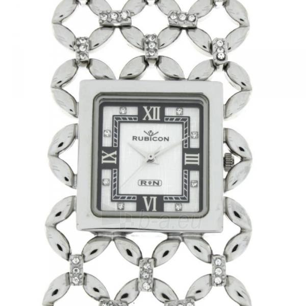 Moteriškas laikrodis RUBICON RN10B14LSWH Paveikslėlis 6 iš 16 310820086348