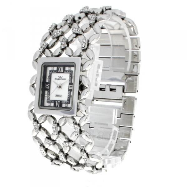 Moteriškas laikrodis RUBICON RN10B14LSWH Paveikslėlis 3 iš 16 310820086348