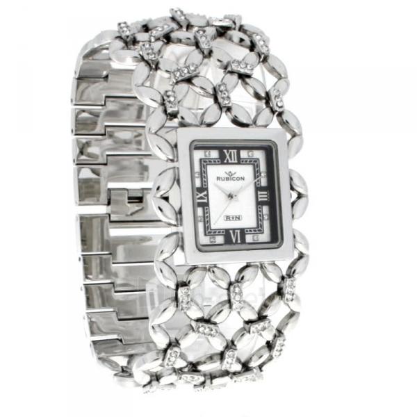 Moteriškas laikrodis RUBICON RN10B14LSWH Paveikslėlis 16 iš 16 310820086348
