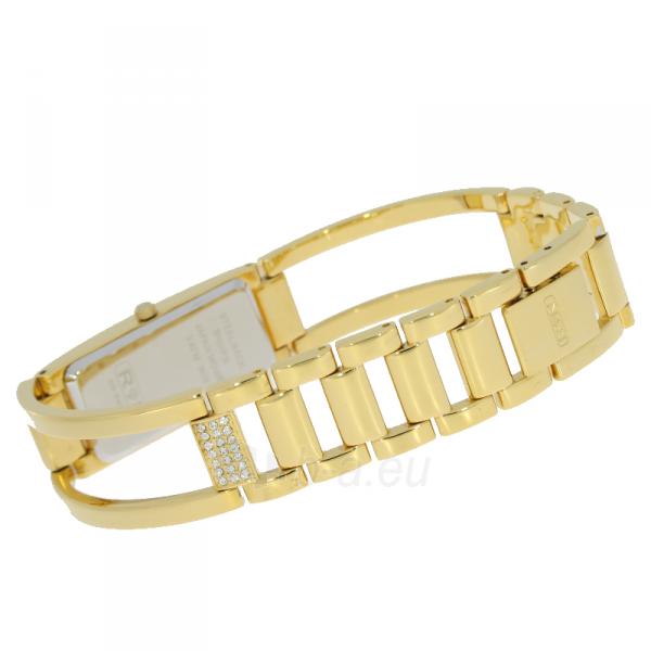 Moteriškas laikrodis RUBICON RN10B36 LG WH Paveikslėlis 2 iš 5 310820139633