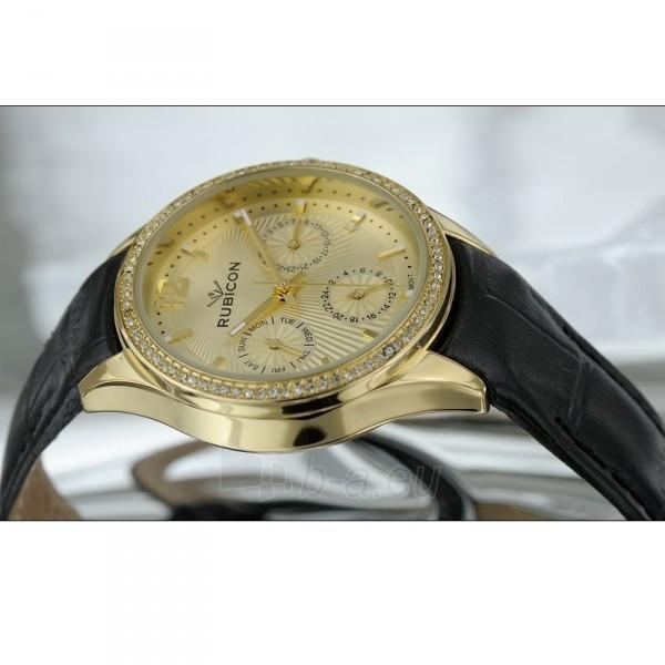 Moteriškas laikrodis RUBICON RNAC76GIGX03BX Paveikslėlis 1 iš 2 30069508418