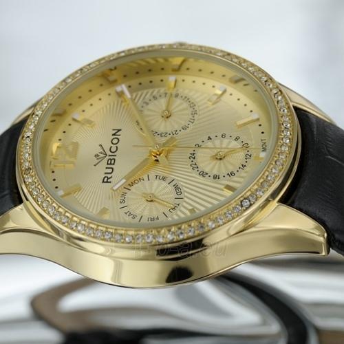 Moteriškas laikrodis RUBICON RNAC76GIGX03BX Paveikslėlis 2 iš 2 30069508418