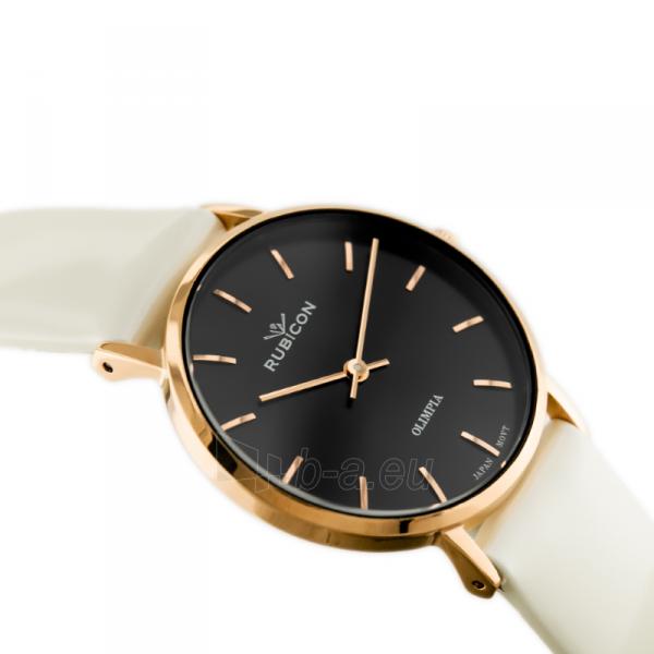 Moteriškas laikrodis RUBICON RNAD87RIBX03BX Paveikslėlis 2 iš 3 310820141134
