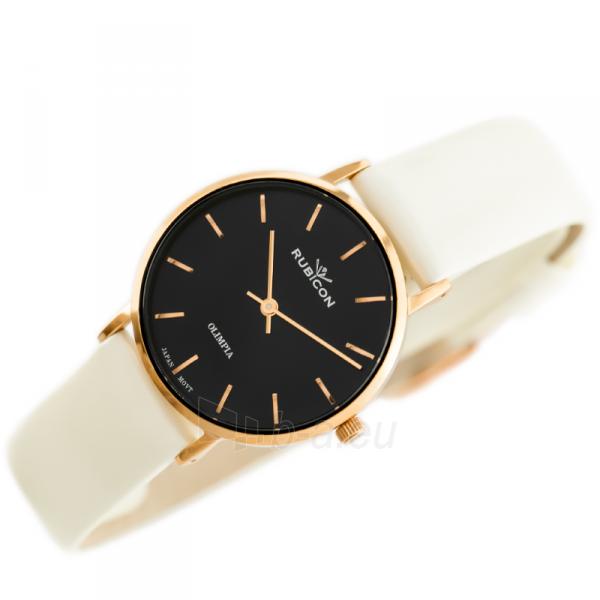 Moteriškas laikrodis RUBICON RNAD87RIBX03BX Paveikslėlis 3 iš 3 310820141134