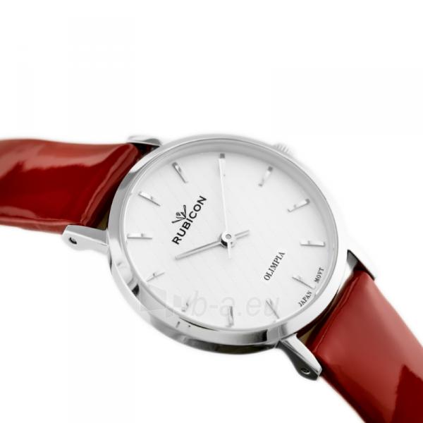 Moteriškas laikrodis RUBICON RNAD89SISX03BX Paveikslėlis 2 iš 3 310820141136