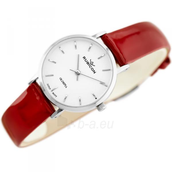 Moteriškas laikrodis RUBICON RNAD89SISX03BX Paveikslėlis 3 iš 3 310820141136