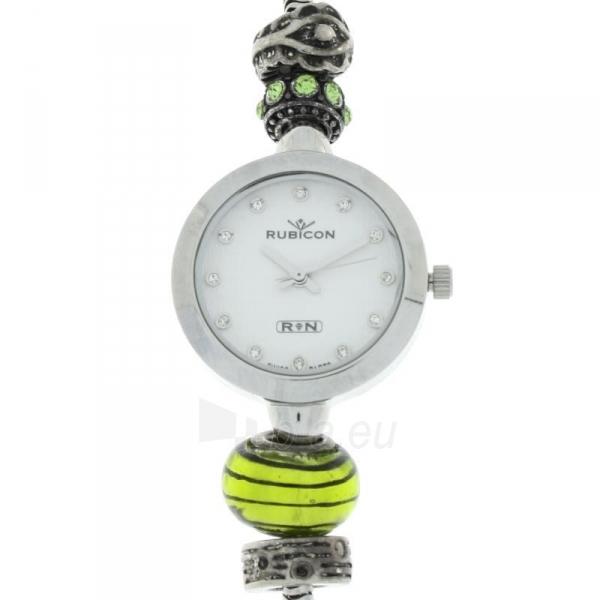 Moteriškas laikrodis RUBICON RNBC72 LS WH IN Paveikslėlis 2 iš 8 310820086121