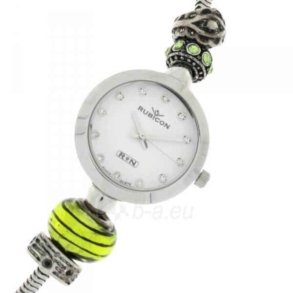 Moteriškas laikrodis RUBICON RNBC72 LS WH IN Paveikslėlis 5 iš 8 310820086121