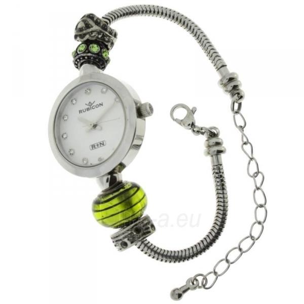 Moteriškas laikrodis RUBICON RNBC72 LS WH IN Paveikslėlis 6 iš 8 310820086121