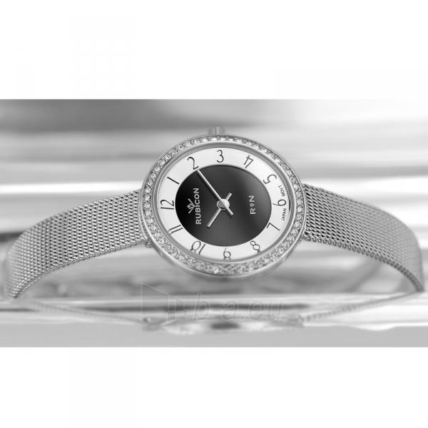 Moteriškas laikrodis RUBICON RNBC97SWBX03BX Paveikslėlis 2 iš 3 310820086058