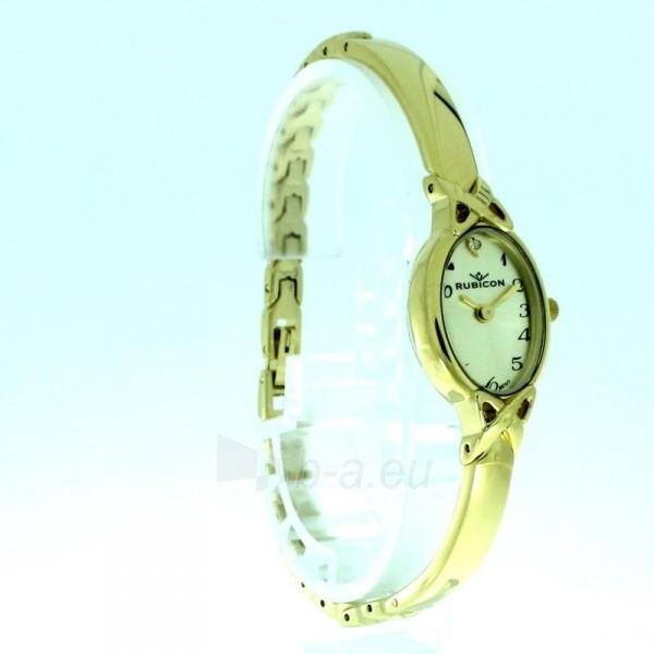 Moteriškas laikrodis RUBICON RNBC98GAGX03BX Paveikslėlis 6 iš 7 30069508011