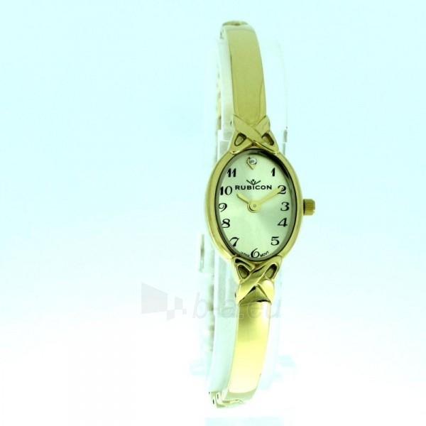 Moteriškas laikrodis RUBICON RNBC98GAGX03BX Paveikslėlis 7 iš 7 30069508011