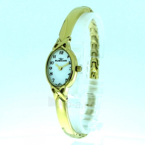 Moteriškas laikrodis RUBICON RNBC98GAWG03BX Paveikslėlis 2 iš 8 30069508012