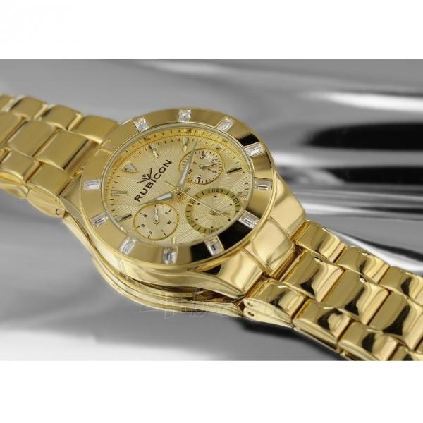 Moteriškas laikrodis RUBICON RNBD09GIGX03BX Paveikslėlis 1 iš 2 30069509666