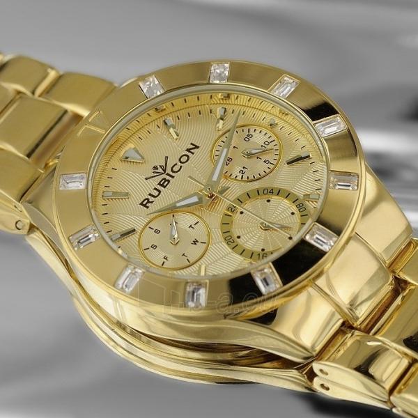 Moteriškas laikrodis RUBICON RNBD09GIGX03BX Paveikslėlis 2 iš 2 30069509666