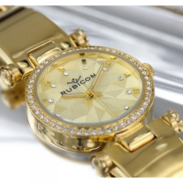 Moteriškas laikrodis RUBICON RNBD14GIGX03BX Paveikslėlis 2 iš 2 310820086090