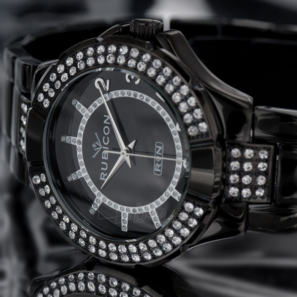 Moteriškas laikrodis RUBICON RNBD17BMBX03BX Paveikslėlis 2 iš 2 30069509678