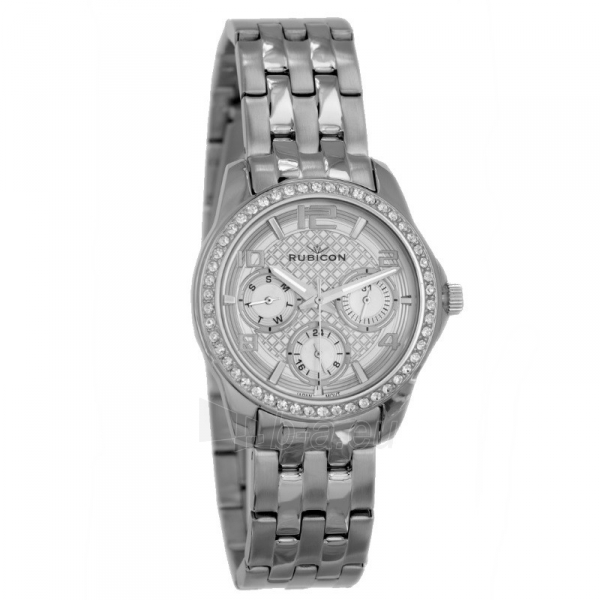 Moteriškas laikrodis RUBICON RNBD20SMSX03AX Paveikslėlis 1 iš 3 310820086089