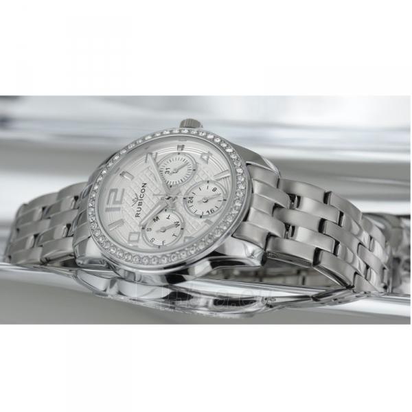 Moteriškas laikrodis RUBICON RNBD20SMSX03AX Paveikslėlis 2 iš 3 310820086089