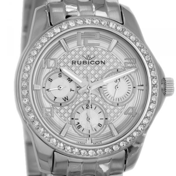 Moteriškas laikrodis RUBICON RNBD20SMSX03AX Paveikslėlis 3 iš 3 310820086089