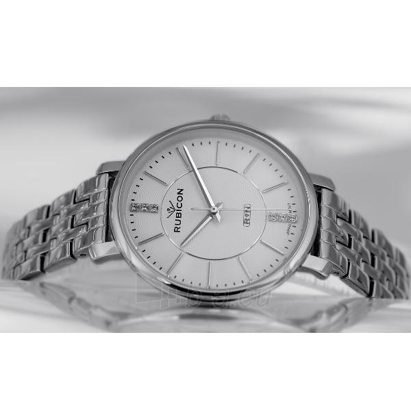 Moteriškas laikrodis RUBICON RNBD65SISX03BX Paveikslėlis 2 iš 2 310820106701