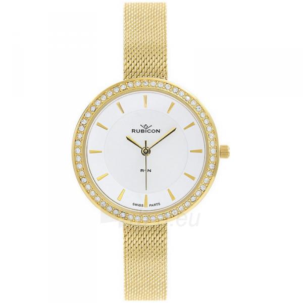 Moteriškas laikrodis RUBICON RNBD78GIWX03BX Paveikslėlis 1 iš 4 310820139911