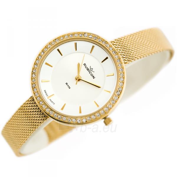 Moteriškas laikrodis RUBICON RNBD78GIWX03BX Paveikslėlis 4 iš 4 310820139911