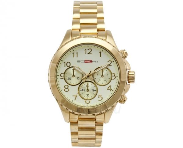 Moteriškas laikrodis Scream SC490NK-9987B Paveikslėlis 1 iš 1 30069505158