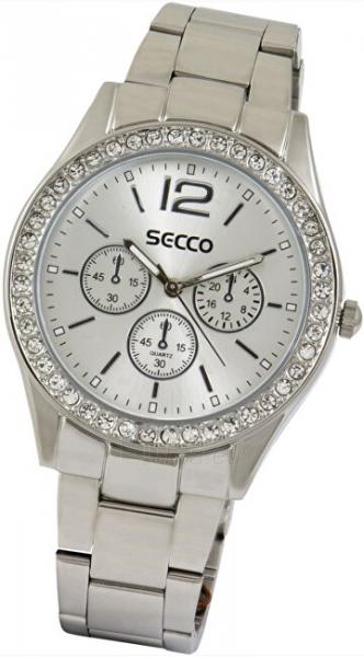 Sieviešu pulkstenis Secco S A5021,4-234 Paveikslėlis 1 iš 1 310820177910
