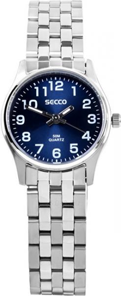 Moteriškas laikrodis Secco S A6001,4-218 Paveikslėlis 1 iš 1 310820167318