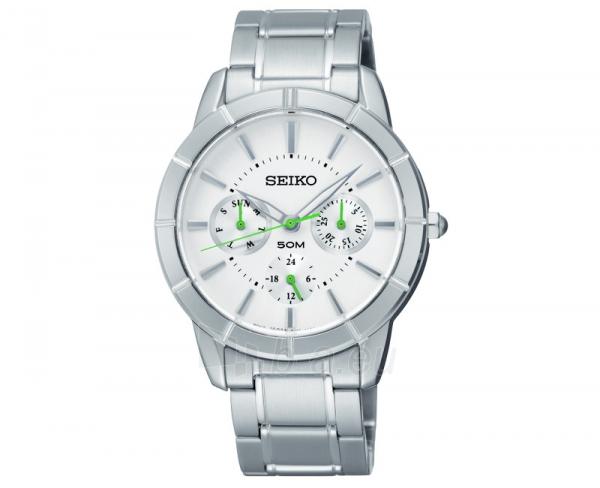Moteriškas laikrodis Seiko Chronograf SKY717P1 Paveikslėlis 1 iš 1 310820028076