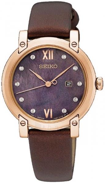 Moteriškas laikrodis Seiko Quartz SXDG88P1 Paveikslėlis 1 iš 1 310820177680