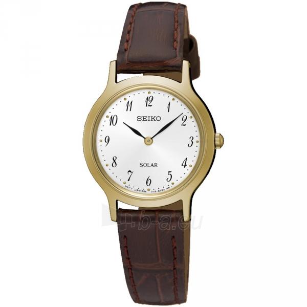 Sieviešu pulkstenis Seiko SUP370P1 Paveikslėlis 1 iš 1 310820155780