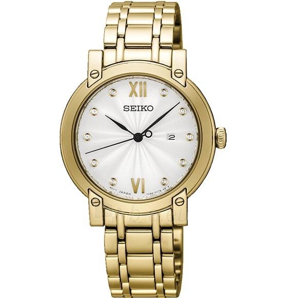 Moteriškas laikrodis Seiko SXDG80P1 Paveikslėlis 1 iš 1 310820139808