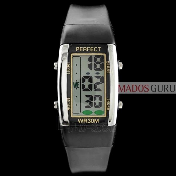 Moteriškas laikrodis Sportinio stiliaus Perfect PF8513J Paveikslėlis 1 iš 1 30069500768