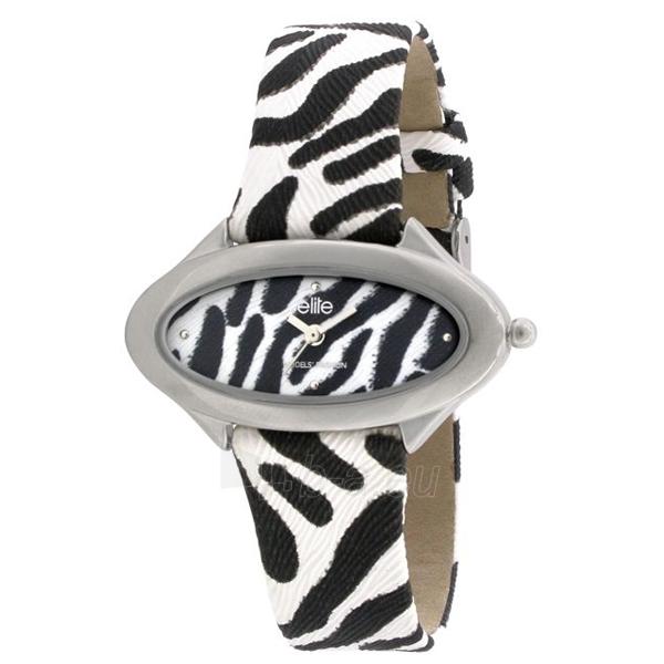 Moteriškas laikrodis Stilingas Elite E50632-010 Paveikslėlis 1 iš 1 30069500014