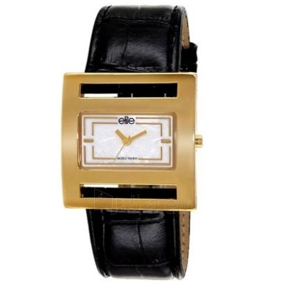 Moteriškas laikrodis Stilingas Elite E53122G-103 Paveikslėlis 1 iš 1 30069500795
