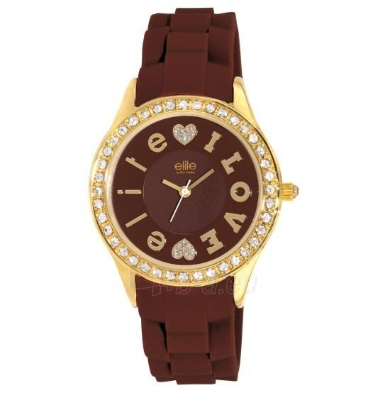 Moteriškas laikrodis Stilingas Elite E53409G-105 Paveikslėlis 1 iš 2 30069500802
