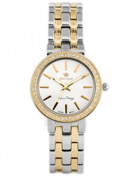 Moteriškas laikrodis Stilingas Gino Rossi GR3828AS Paveikslėlis 1 iš 5 30069500993