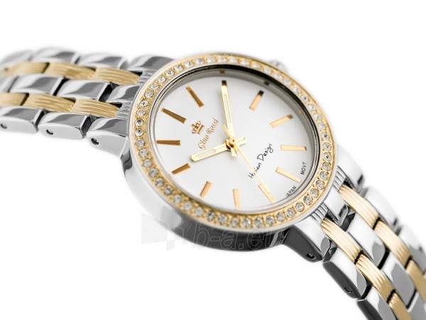 Moteriškas laikrodis Stilingas Gino Rossi GR3828AS Paveikslėlis 3 iš 5 30069500993