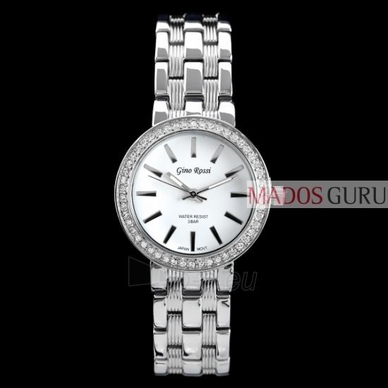 Moteriškas laikrodis Stilingas Gino Rossi GR3828S Paveikslėlis 1 iš 1 30069500994