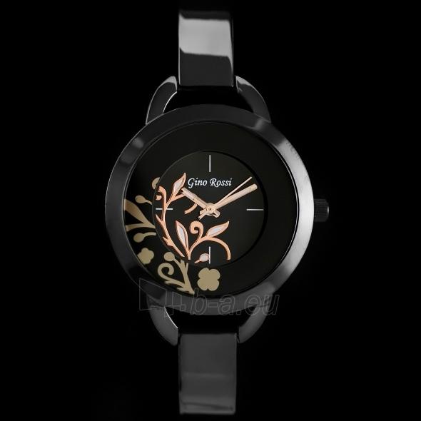 Moteriškas laikrodis Stilingas Gino Rossi GR8974JG Paveikslėlis 1 iš 1 30069500988