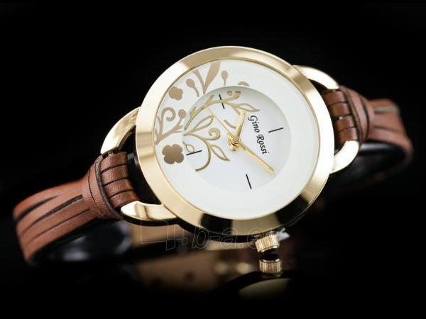 Moteriškas laikrodis Stilingas Gino Rossi GR8974RG Paveikslėlis 2 iš 4 30069500987