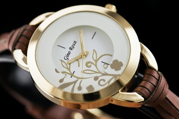 Moteriškas laikrodis Stilingas Gino Rossi GR8974RG Paveikslėlis 3 iš 4 30069500987