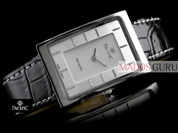 Moteriškas laikrodis Stilingas Pacific PC5001S Paveikslėlis 3 iš 3 30069500708