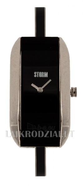 Moteriškas laikrodis Storm Aura Black Paveikslėlis 1 iš 4 30069508293