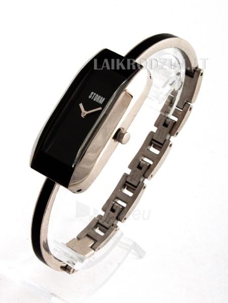 Moteriškas laikrodis Storm Aura Black Paveikslėlis 2 iš 4 30069508293
