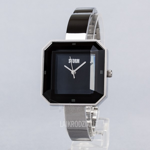 Moteriškas laikrodis STORM Bellini Black Paveikslėlis 1 iš 5 30069508298