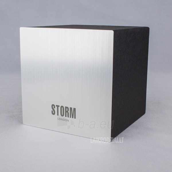 Moteriškas laikrodis STORM Bellini Black Paveikslėlis 5 iš 5 30069508298